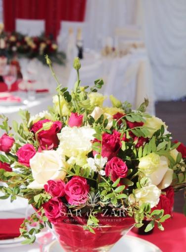Красивые цветы к свадьбе