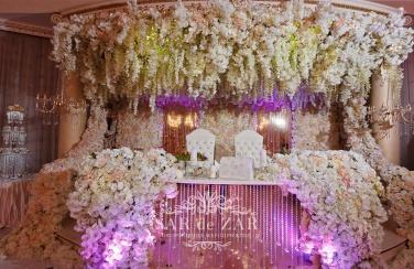 Свадебная флористика для Вашего торжества