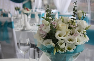 флористика на свадьбу