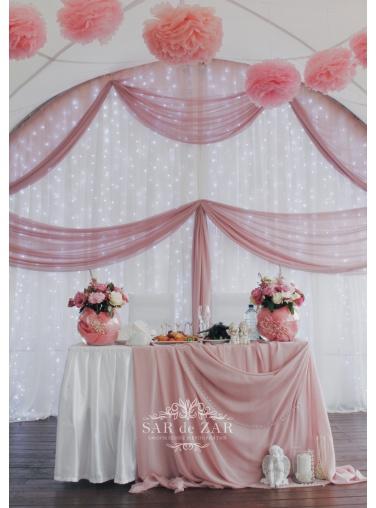 Авторское оформление свадьбы