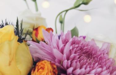 Оформление свадьбы цветами в этом году
