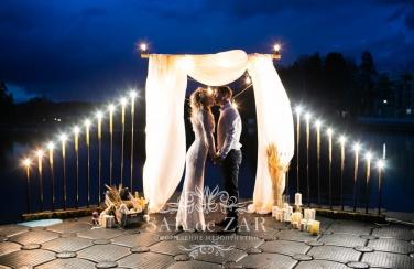 Свадебная арка в аренда